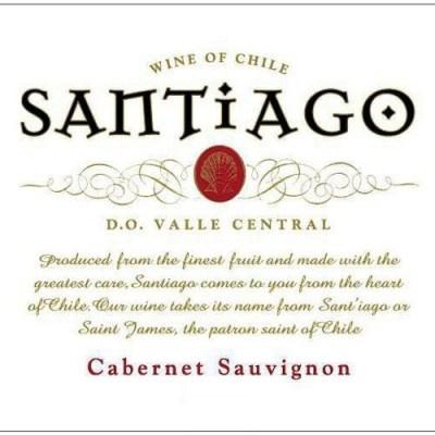 Santiago Cabernet Sauvignon