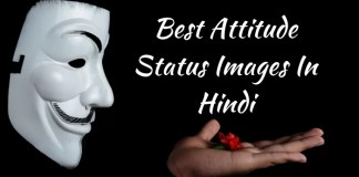 Best Attitude Status Images In Hindi