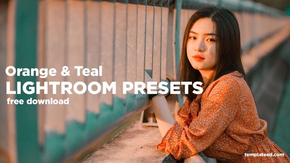 orange-and-teal-lightroom-presets-free-download