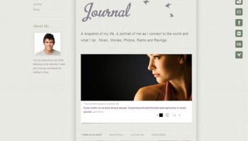 personal journal templates
