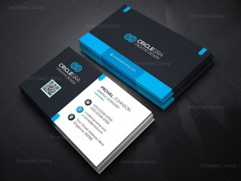PSD Factory Business Card Template