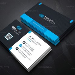 PSD Factory Business Card Template