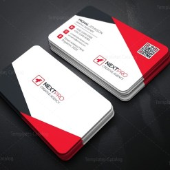 PSD Corporate Business Card Template