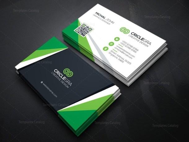 Versatile Corporate Business Card Template