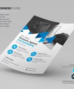 Elegant Company Business Flyer