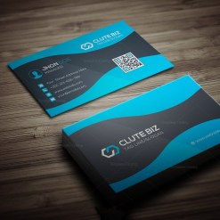 Stylish Versatile Business Card