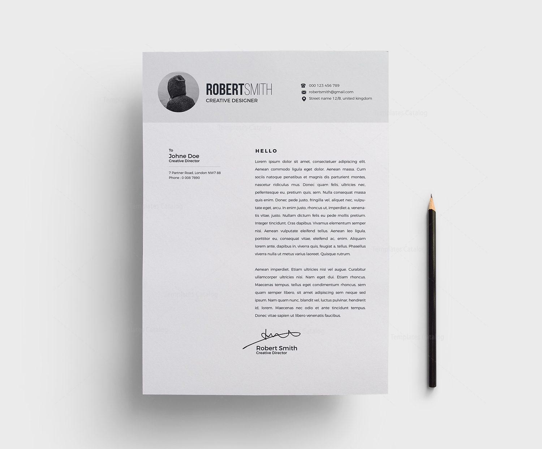 classy light blue resume template 000379