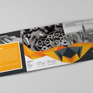 Modern Corporate Trifold Brochure