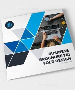 Professional Trifold Brochure Template