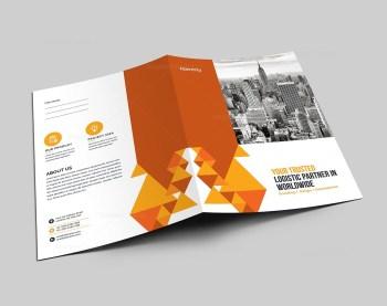 Corporate Folder Template