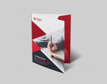 Creative Presentation Folder