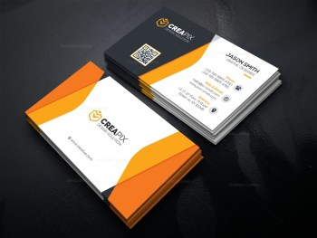 Elegant Business Card with Perfect Design