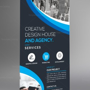 Best Roll-Up Banner Template
