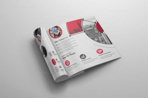 Business Corporate Brochure Template