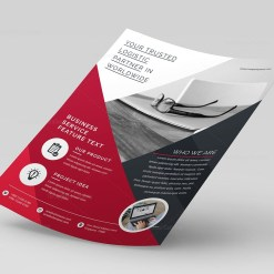 Corporate Modern Flyer Template
