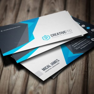 Daisy Premium Business Card Design Template