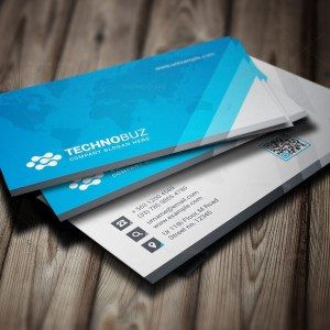 Global Premium Business Card Template