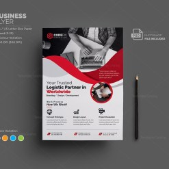 New Corporate Flyer Template