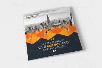 Orion Corporate Tri-Fold Brochure Template
