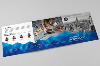 Perfect Corporate Tri-Fold Brochure Design