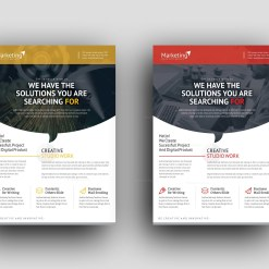 Nereus Professional Corporate Flyer Template