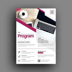 Priapus Professional Corporate Flyer Template