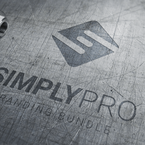 Simply Pro Logo Design Template
