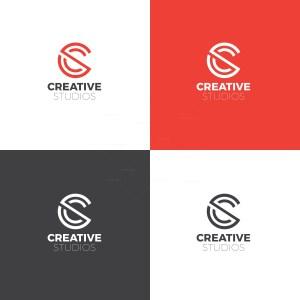 Creative Agency Logo Design Template