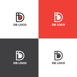 Digital Company Creative Logo Design Template