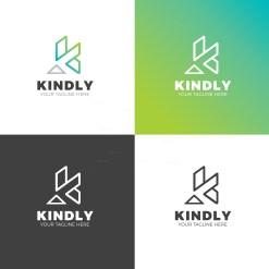 Kindly Creative Logo Design Template