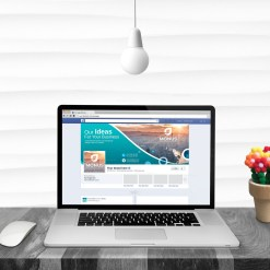 Premium Facebook Timeline Cover Template