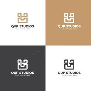 Studio Professional Logo Design Template