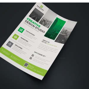 Arcade Creative Business Flyer Design Template Home Print Flyers
