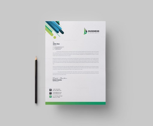 Best Corporate Identity Pack Design Template