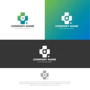 Gamer Stylish Logo Design Template