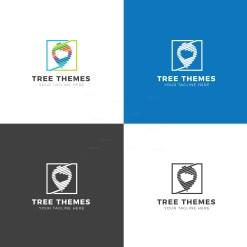 Theme Creative Logo Design Template