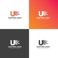 U Creative Logo Design Template