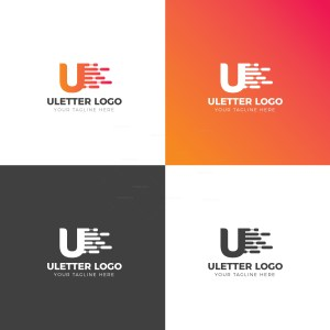 U Creative Logo Design Template
