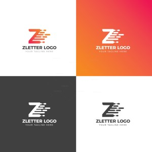 Z Creative Logo Design Template