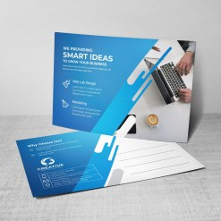 Creative Professional Postcard Design Template
