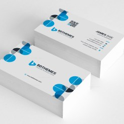 Health Business Card Template