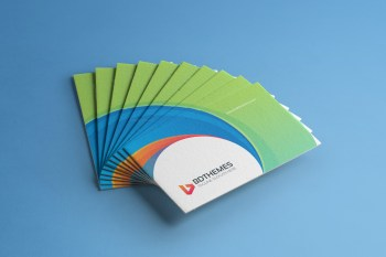 Consulting Business Card Template