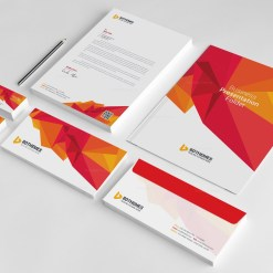 Education Corporate Identity Pack Template
