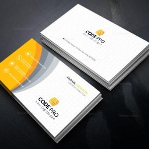 Legal Services Business Card Design