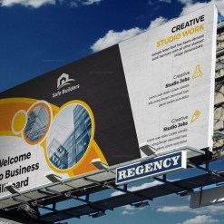 Billboard Banner Design Template