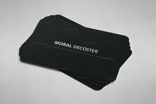 Contemporary Business Card