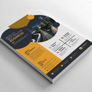 Display Business Flyer Design
