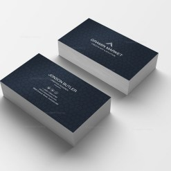 Ornament Business Card Design