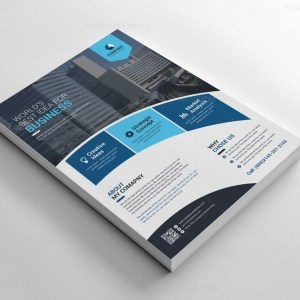 Premium Printable Business Flyer