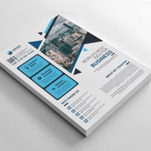 Printable Corporate Flyers